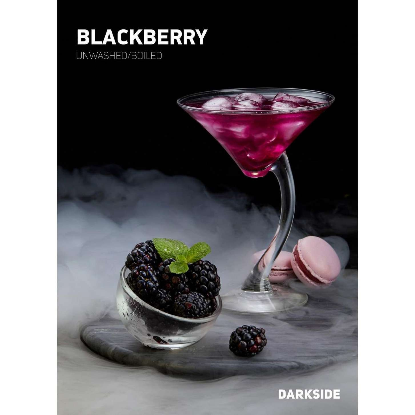 Табак Dark Side Medium - Blackberry (Ежевика) 100 г