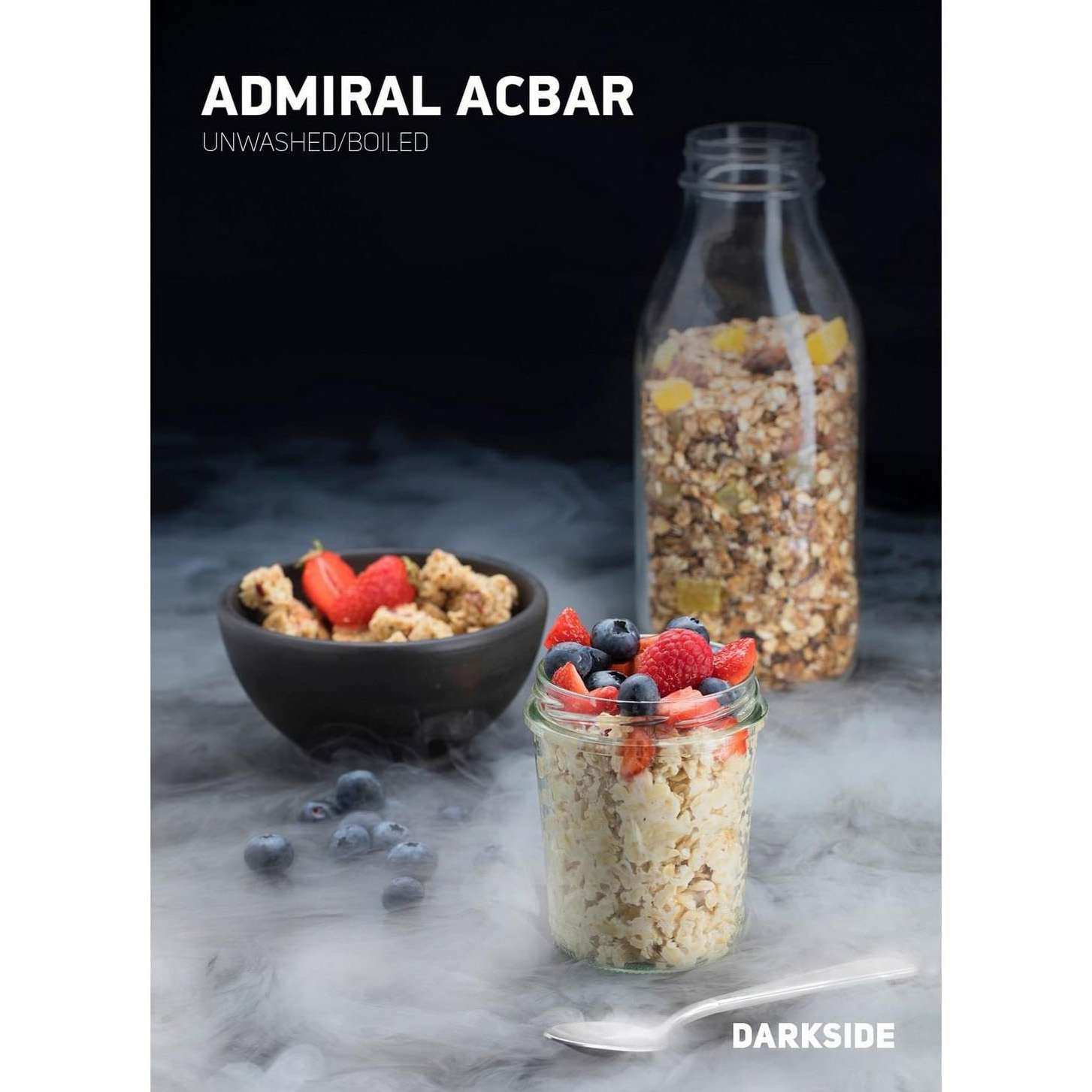 Табак Dark Side Medium - Admiral Acbar Cereal (Овсяная каша) 100 г