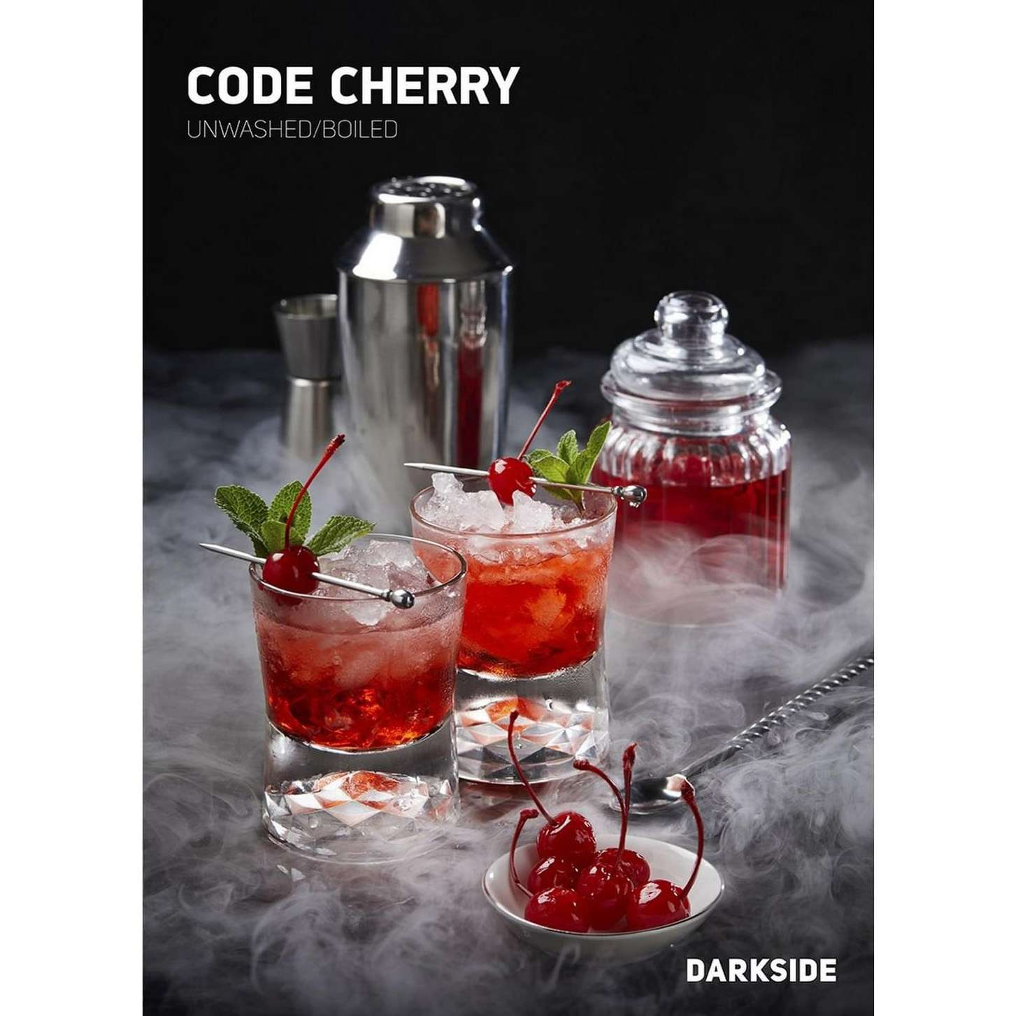 Табак Dark Side Medium - Code Cherry (Вишня) 100 г