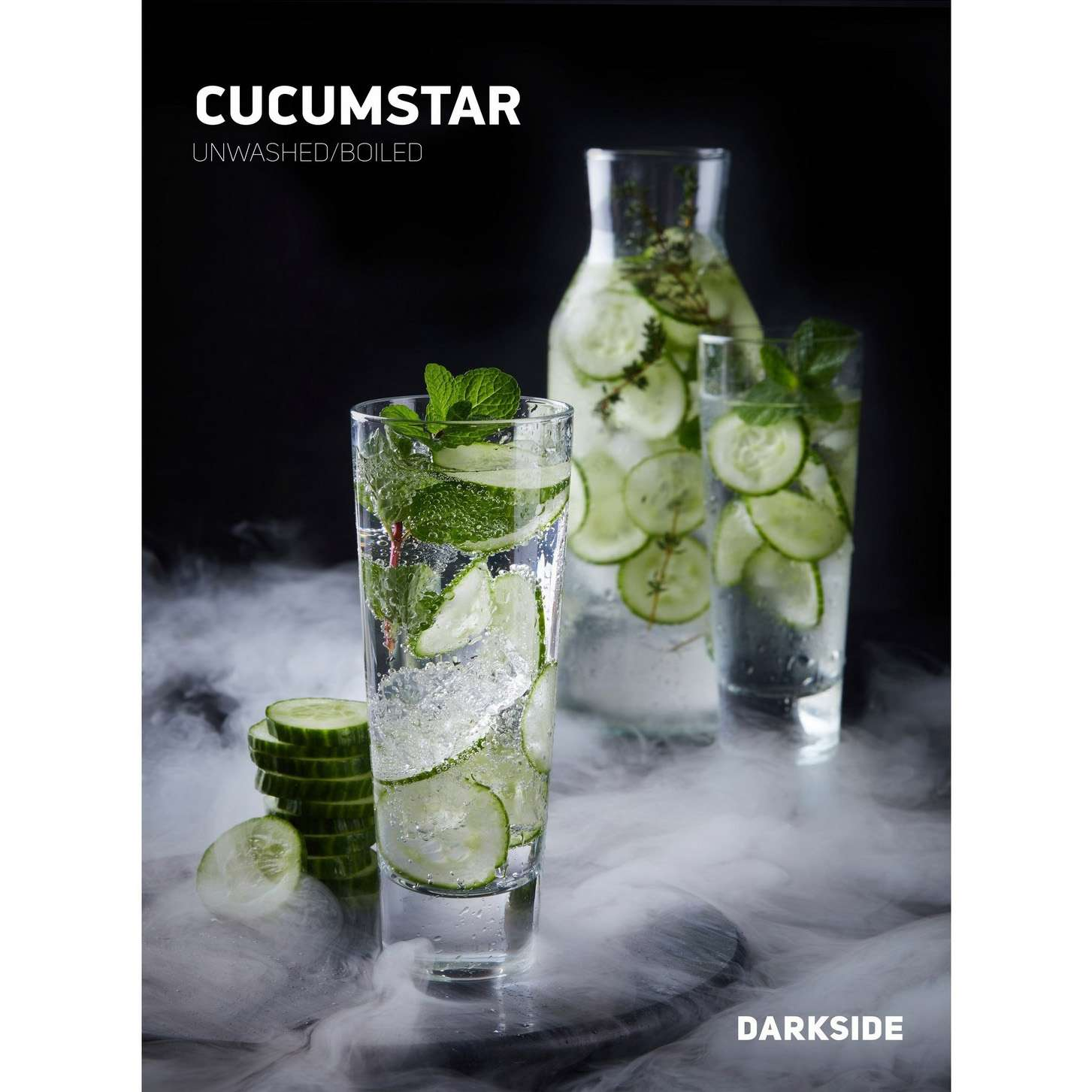 Табак Dark Side Medium - Cucumstar (Огурец) 100 г