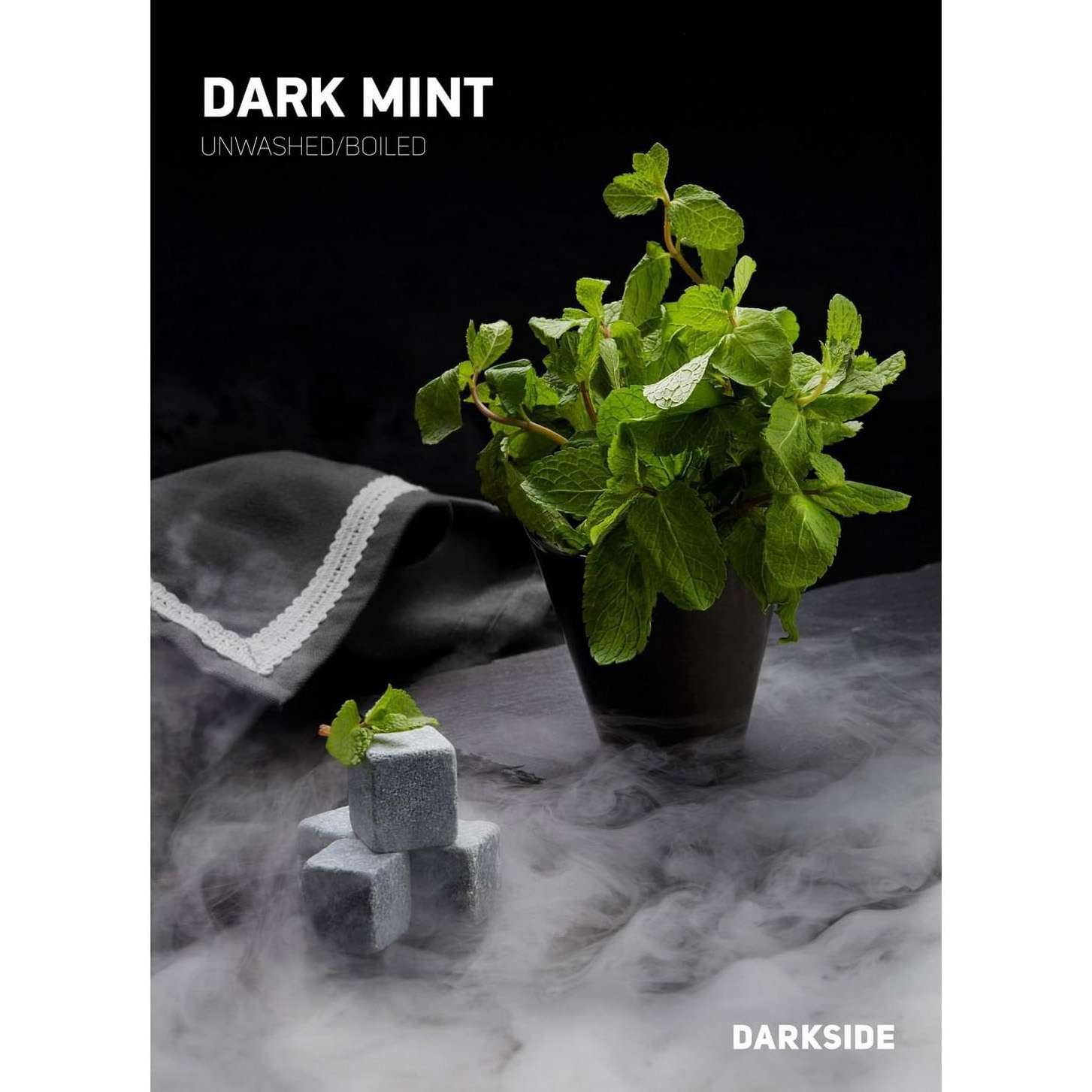 Табак Dark Side Medium - Dark Mint (Мята) 100 г