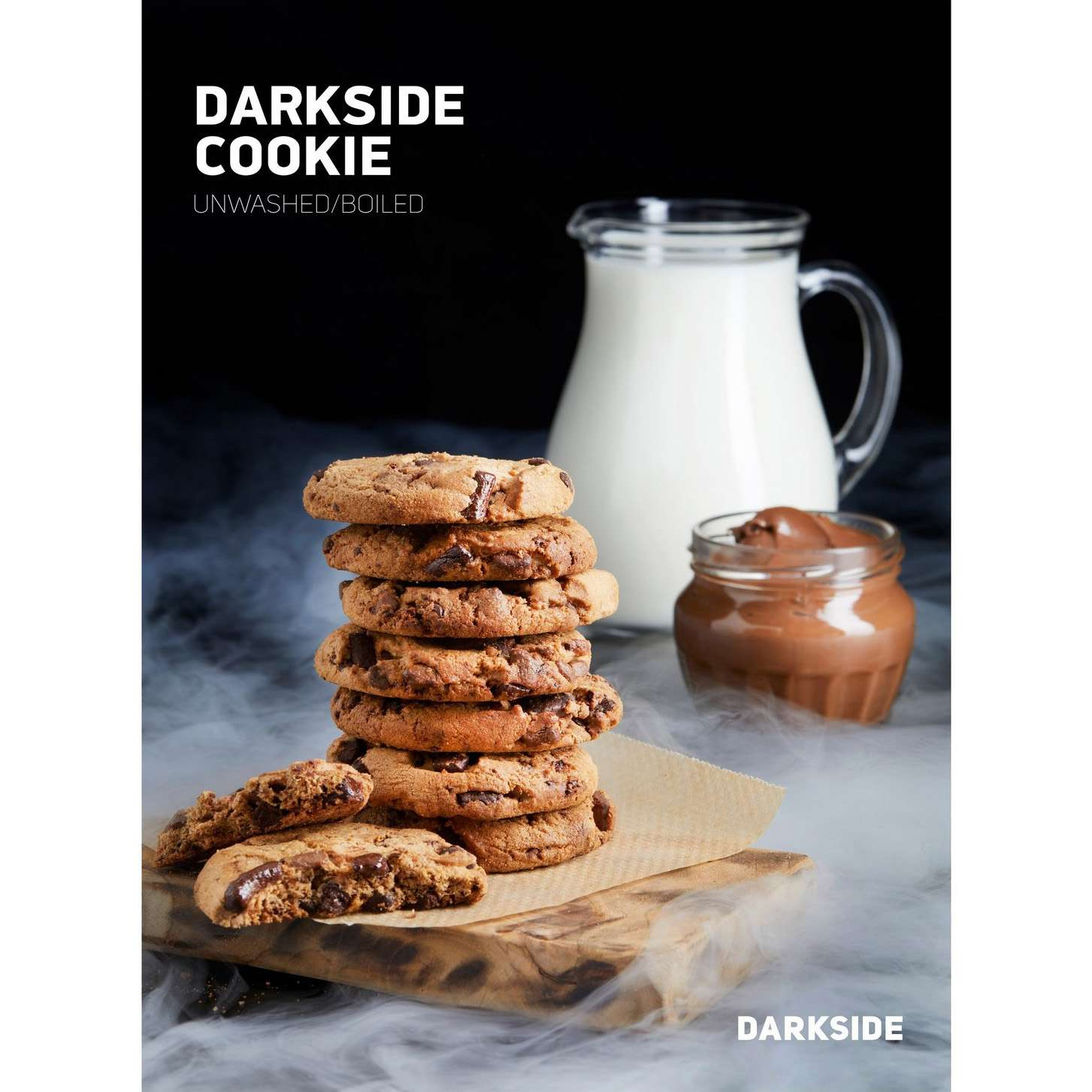 Табак Dark Side Medium - Dark Side Cookie (Печенье) 100 г