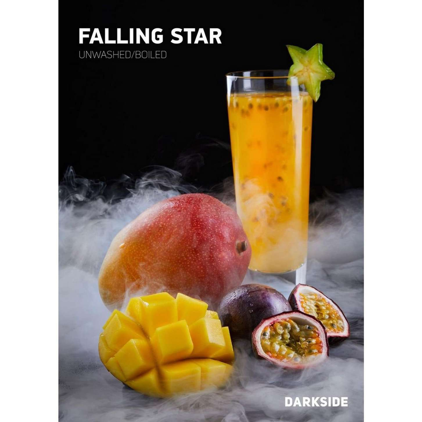 Табак Dark Side Medium - Falling Star (Манго Маракуйя) 100 г