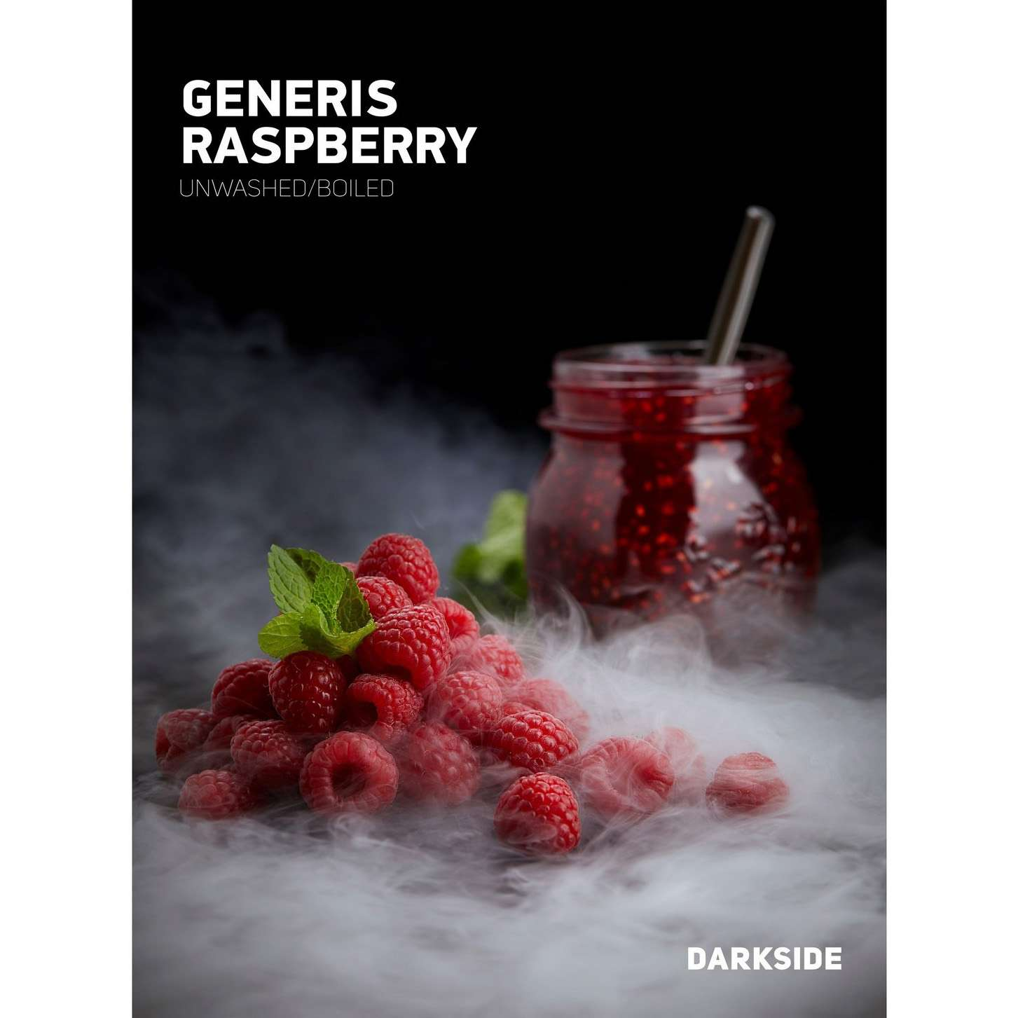 Табак Dark Side Medium - Generis Raspberry (Малина) 100 г