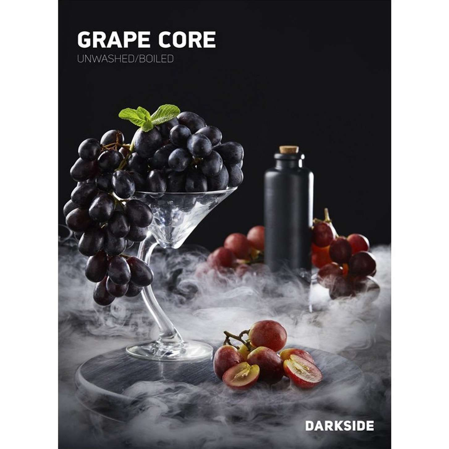Табак Dark Side Medium - Grape Core (Виноград) 100 г
