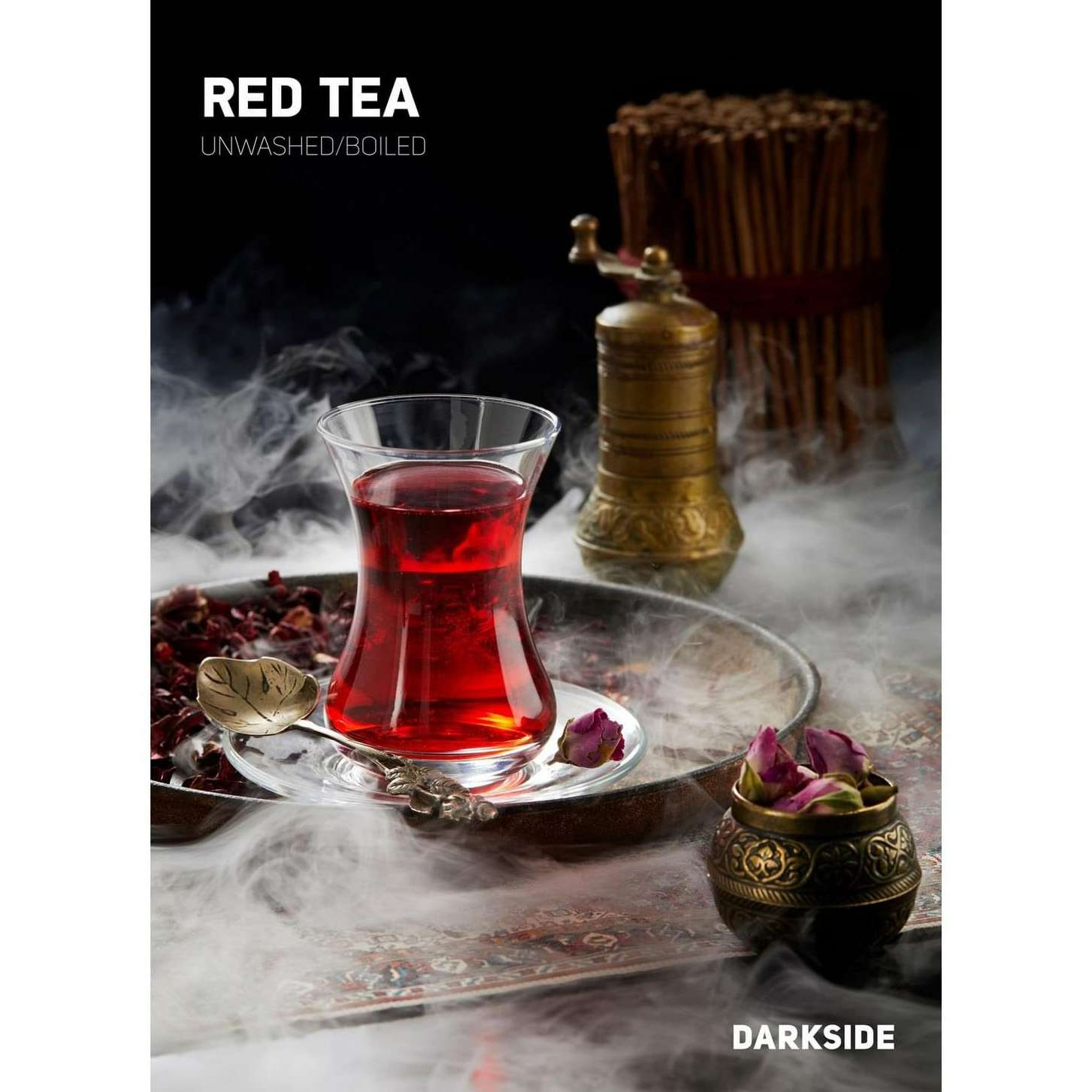Табак Dark Side Medium - Red Tea (Красный чай) 100 г
