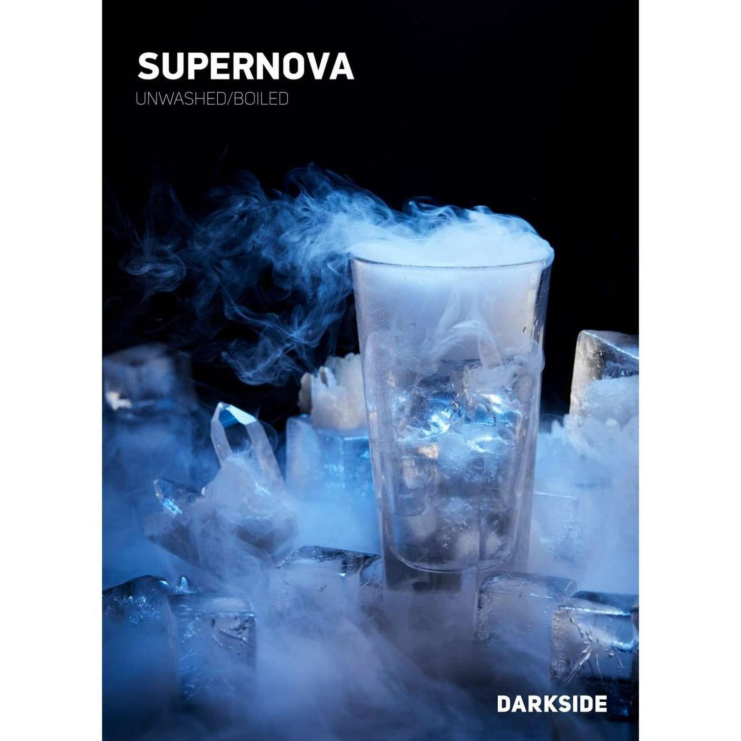 Табак Dark Side Medium - Supernova (Ментол-мята) 100 г
