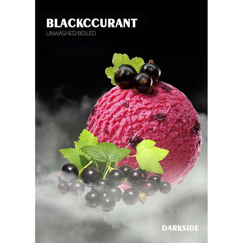 Табак Dark Side Soft - Blackberry (Ежевика) 100 г