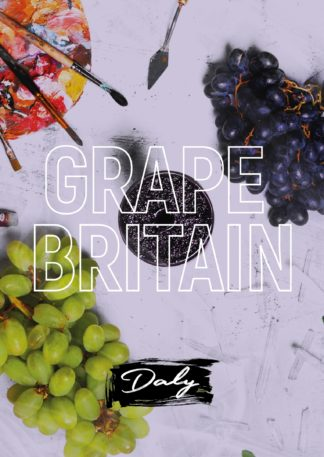 Табак Dali - GRAPE BRITAIN (ВИНОГРАД) 50 г