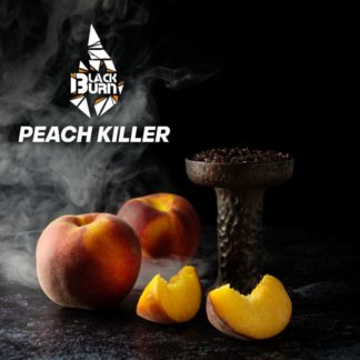 Табак Black Burn - Peach Killer (Персик) 100 г