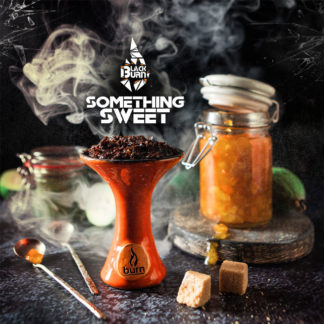 Табак Black Burn - SOMETHING SWEET (Что-то сладкое) 100 г