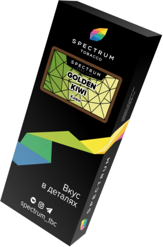 Табак SPECTRUM HARD LINE Golden Kiwi(40g)