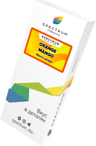 Табак SPECTRUM Orange Mango (40g)